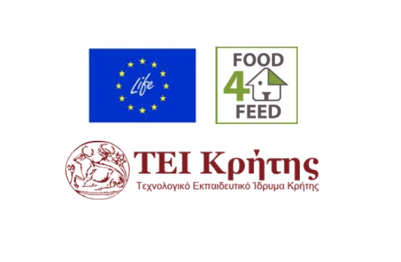 LIFE Food for Feed, An Innovative Process for Transforming Hotels Food Wastes into Animal Feed - TEI Κρήτης