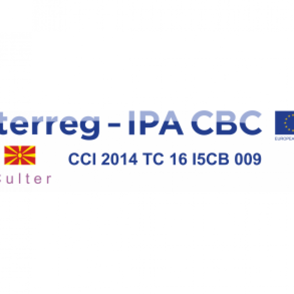 ToCulter INTERREG IPA Greece - Republic of North Macedonia 2014-2020